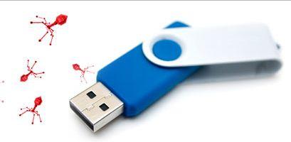 Mengembalikan file yang terkena virus