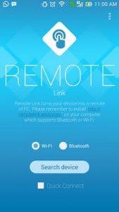 Cara Mengkoneksikan ASUS REMOTE LINK ke Laptop atau PC (Aplikasi HP)