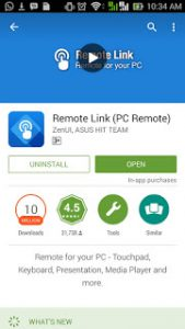 Cara Mengkoneksikan ASUS REMOTE LINK ke Laptop atau PC (Download HP)